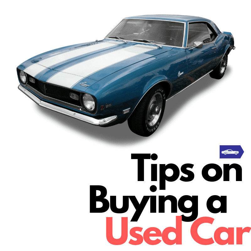 Tips on buying used car